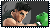 Super Smash Bros Wii U Stamp Series - Little Mac by Kevfin