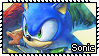 The Legend of Sonic Lost World - Stamp by Kevfin