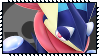 Super Smash Bros Wii U Stamp Series - Greninja by Kevfin