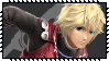 Super Smash Bros Wii U Stamp Series - Shulk by Kevfin