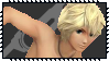 Super Smash Bros Stamp Series - Swimsuit Shulk by Kevfin