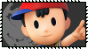 Super Smash Bros Wii U Stamp Series - Ness by Kevfin