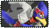 Super Smash Bros Wii U Stamp Series - Falco by Kevfin