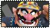 Super Smash Bros Wii U Stamp Series - Wario by Kevfin