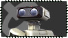 Super Smash Bros Wii U Stamp Series - R.O.B by Kevfin