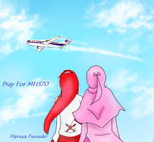 Pray For MH370 by Khaireen