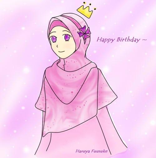 Birthday girl :D by Khaireen