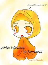 Ahlan Wasahlan Ya Ramadhan :D by Khaireen