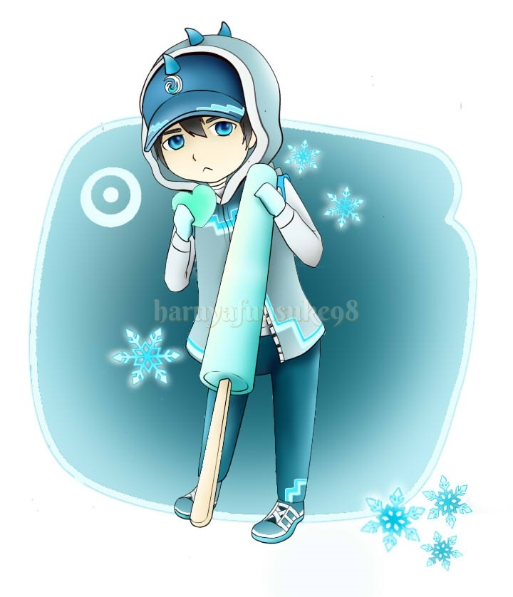 handphone wallpaper boboiboy ice - photo #21