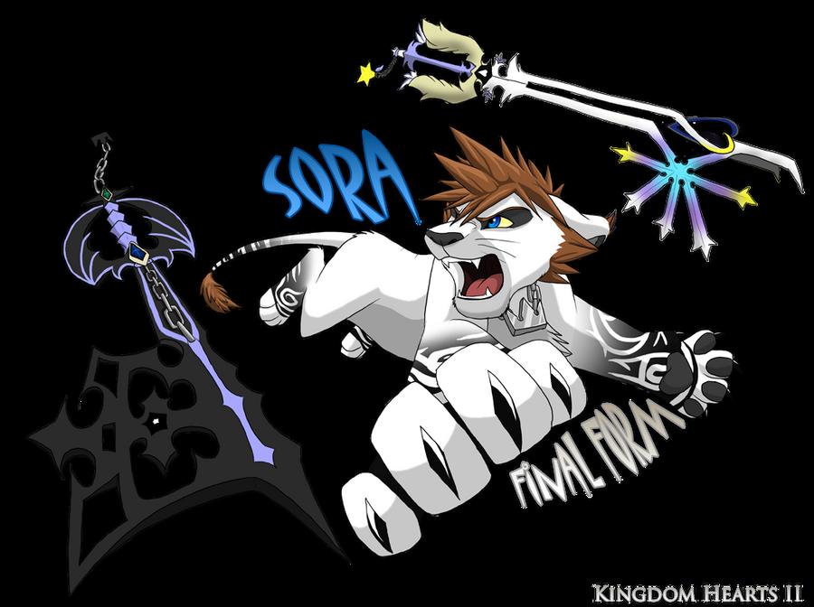 Pride Lands Sora Final Form by Nightrizer on DeviantArt