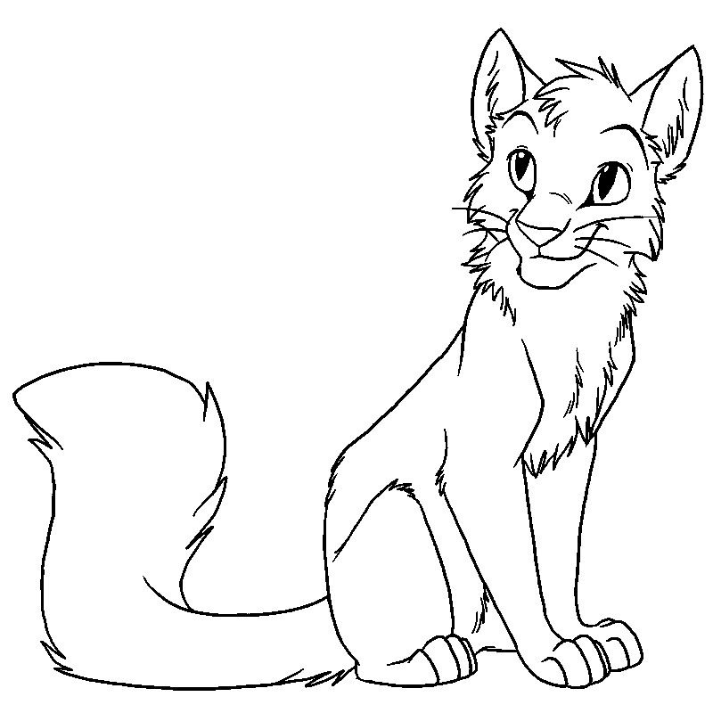 Cat Lineart : View topic free pony dog cat colour ins open online
