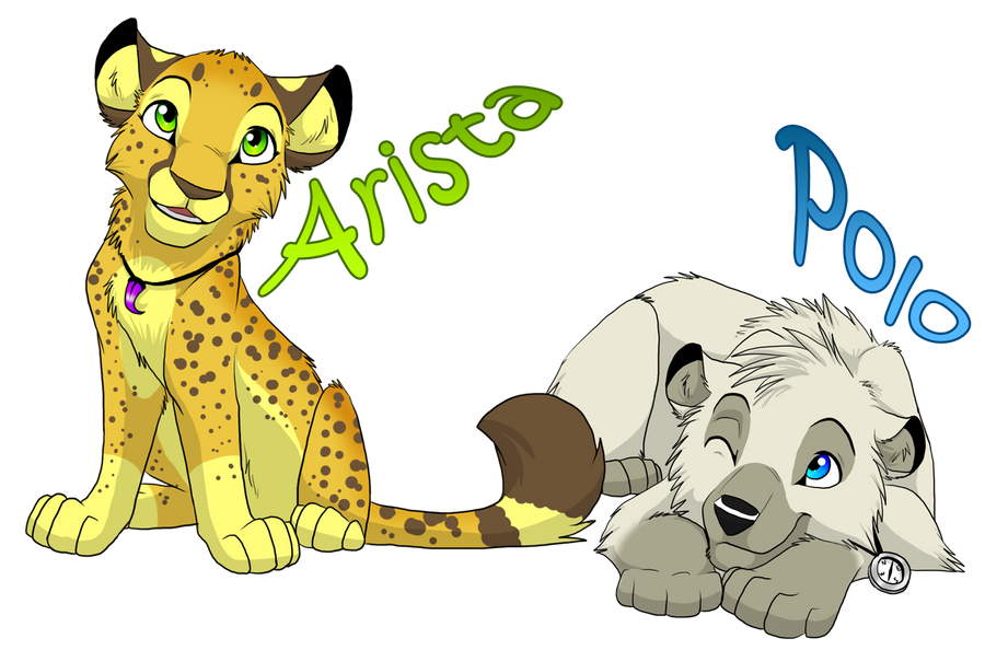 Arista and Polo by Nightrizer