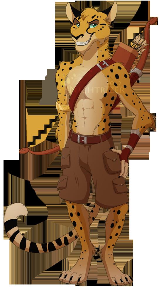 Hunter of Avalar by Nightrizer