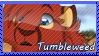 Tumbleweed Stamp by Nightrizer