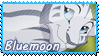 Bluemoon Stamp by Nightrizer