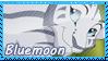 Bluemoon Stamp by Nightrizer