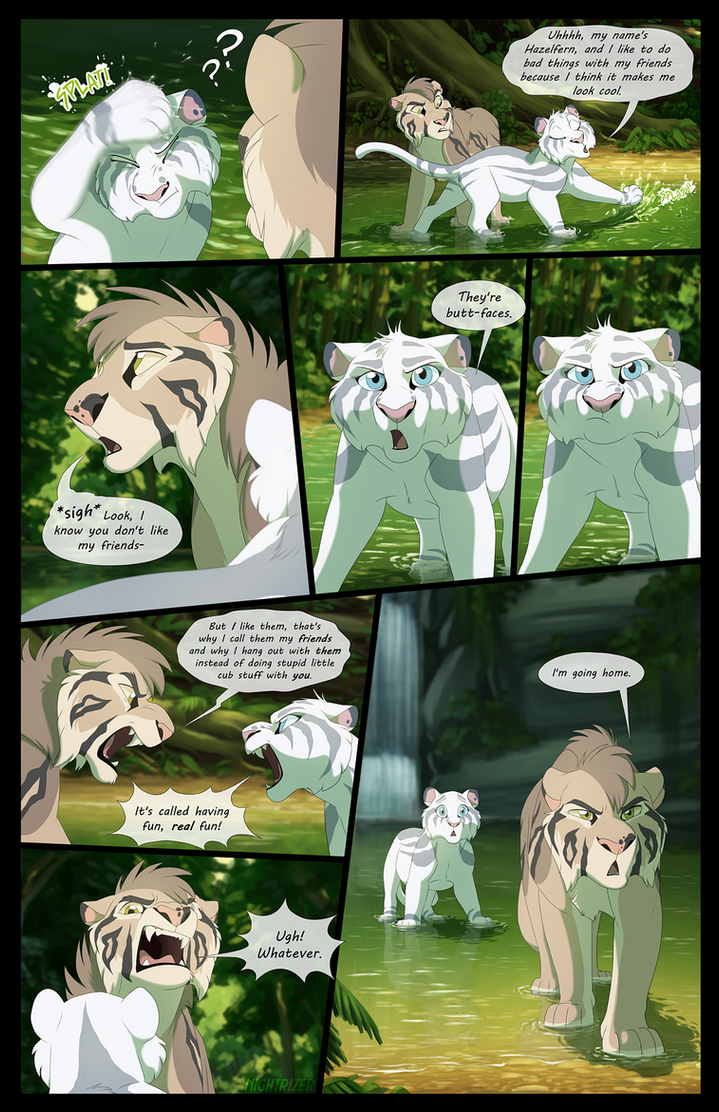 CSE Page 74 by Nightrizer on DeviantArt