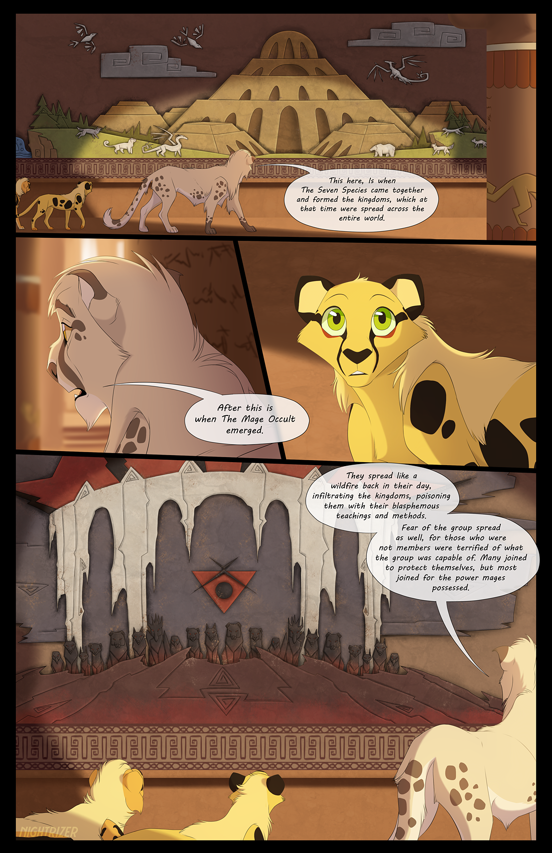 CSE Page 81 by Nightrizer on DeviantArt