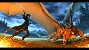 Hook vs Dragon