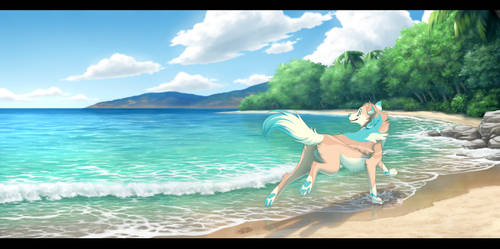 Seaside Sprint by Nightrizer