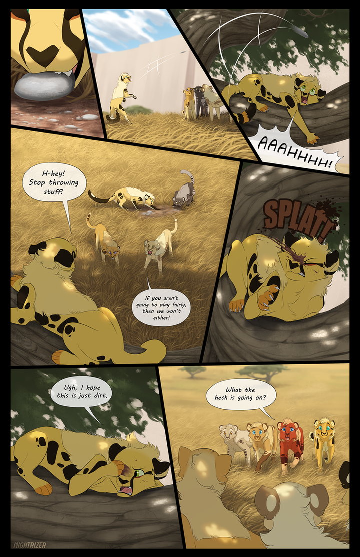 CSE Page 103 by Nightrizer on DeviantArt