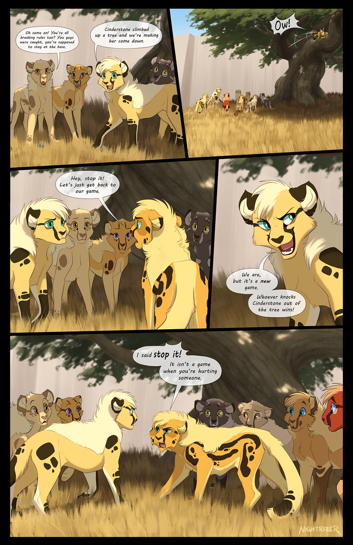 CSE Page 104 by Nightrizer on DeviantArt