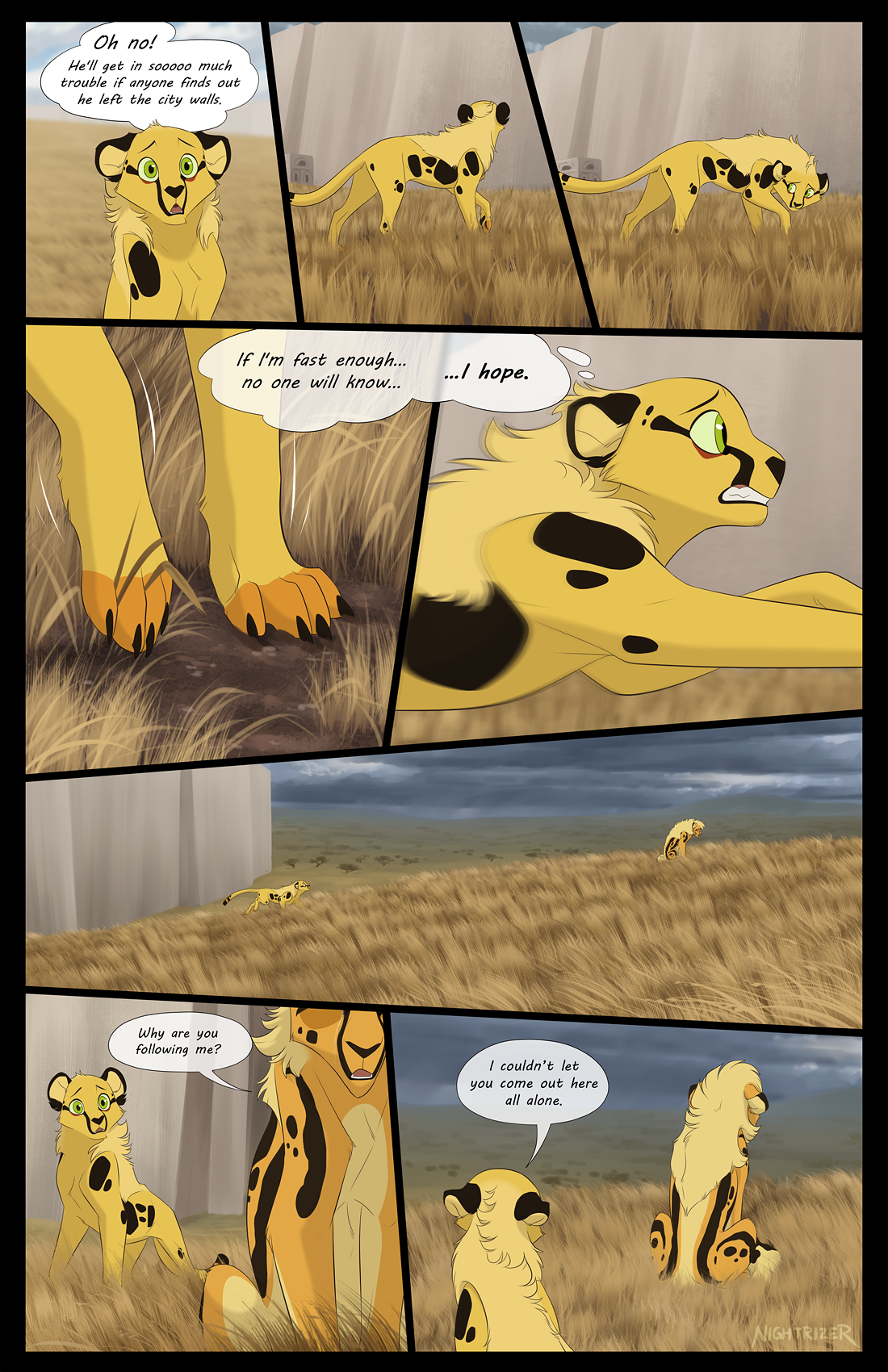 CSE Page 107 by Nightrizer on DeviantArt