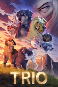 Trio Cinematic Poster