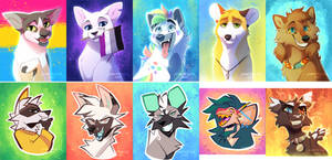 Icons Batch Two