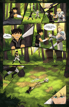 A Lesson in Sword Fighting | Page 2