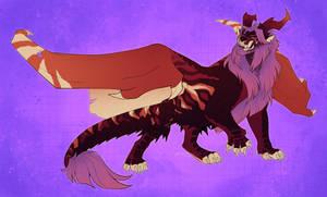 Blood King Teostra