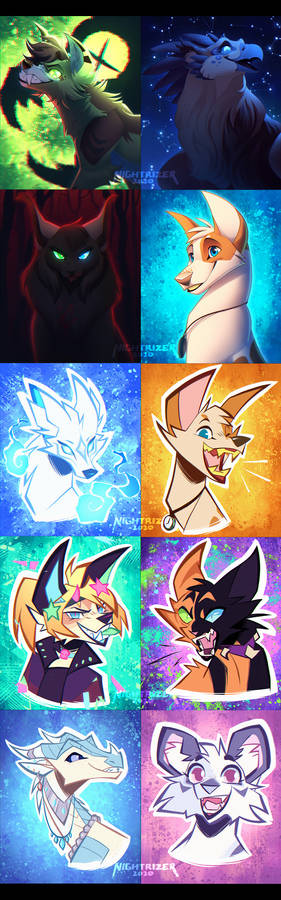 Icons Batch 5