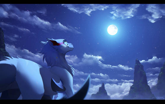 Moonlight Solace