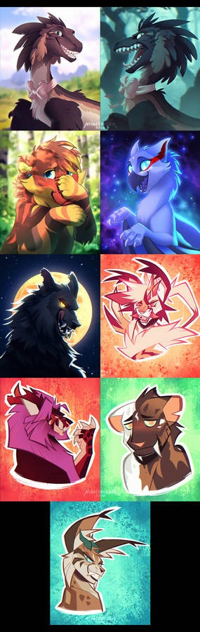 Icons Batch 6