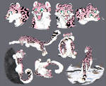 Sakura Sketch Page