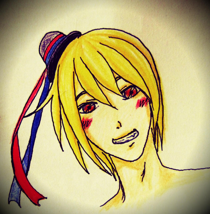 A Nation's Smile by Just4Sasuke