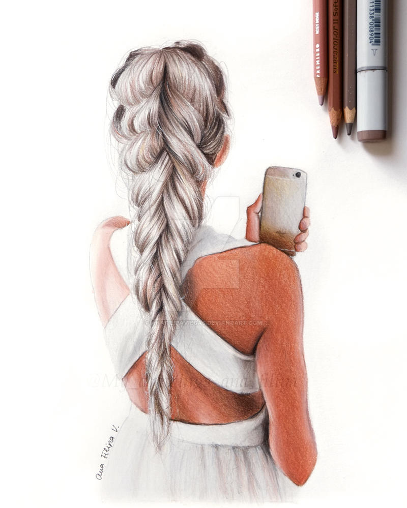 silver dutch braid by anafilipaviegas on deviantart