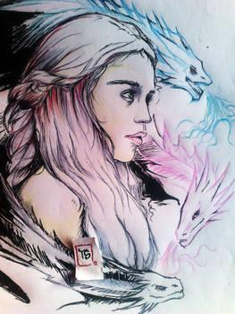khaleesa..mother of Dragonz