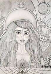 Elysian Earth Dreamer by sunflowerdaydreams