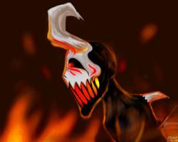 The Nuckelavee Grimm by CHE3ZY