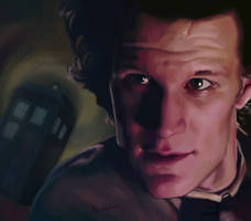 11th Doctor by Intryck