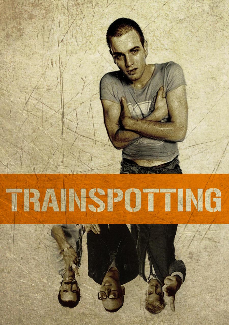 Trainspotting poster by Ninjeew on DeviantArt