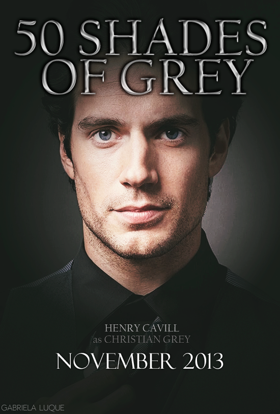 50 shades of grey - christian grey by gabluque