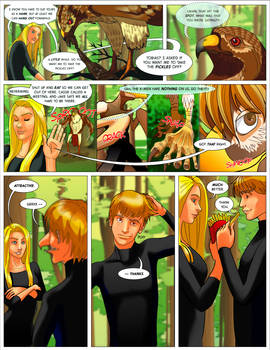 Animorphs Rachel and Tobias 2