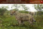 Smilodon populator