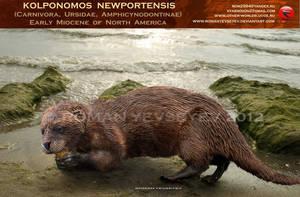 Kolponomos newportensis by RomanYevseyev