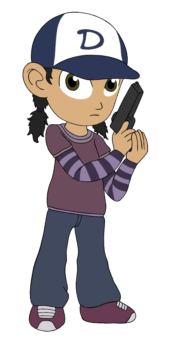 Clementine Chibi by equilibrik