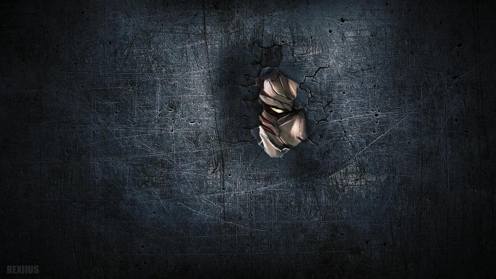 Attack On Titan Armored Titan Hd Wallpaper By Rexiius On Deviantart