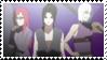 Naruto: SasuKarinSui Stamp by zwinkyaddicted