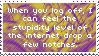 .Stamp. Stupidity Level